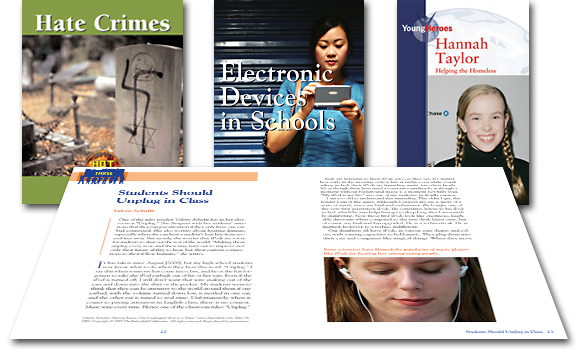 Spread and Covers from various Cengage books