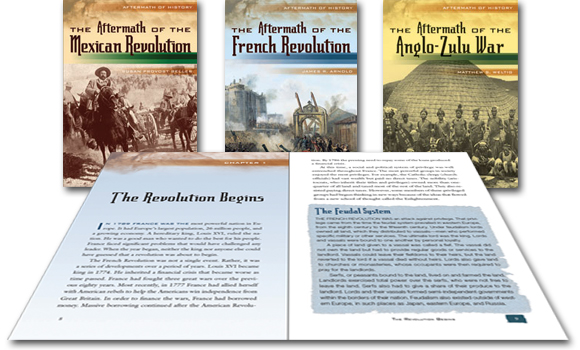 Spread and Covers from Aftermath of History